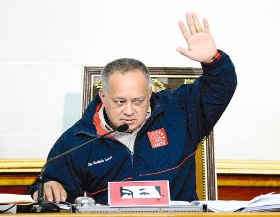 El chavismo quiere un Parlamento a la sombra
