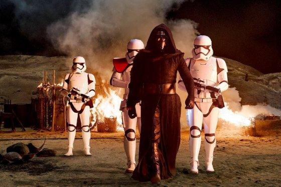 Nueva «Star Wars» recauda en dos días 250 millones de dólares a nivel mundial