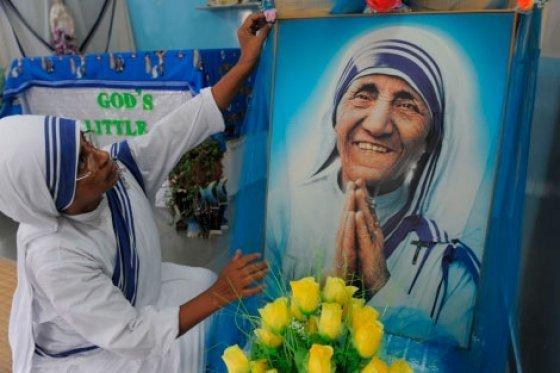 Madre Teresa de Calcuta será la santa de «los más pobres entre los pobres»