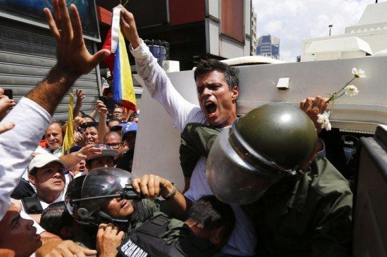 Leopoldo López podrá votar en elecciones legislativas