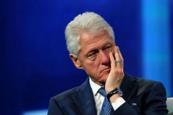 Incendio en casa natal de Bill Clinton habría sido provocado