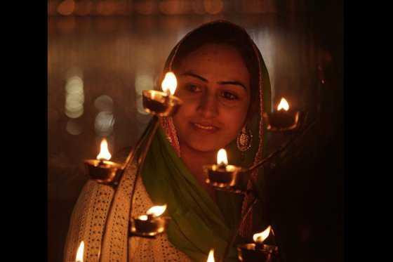 En lo más remoto de la India ser mujer sí es estatus de poder