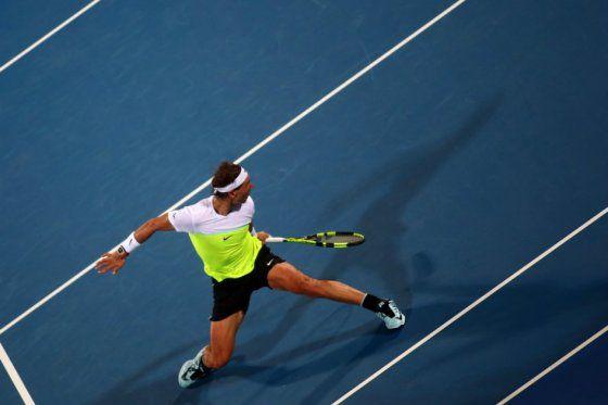 """""""El tenis aún me hace feliz"""": Rafael Nadal"""