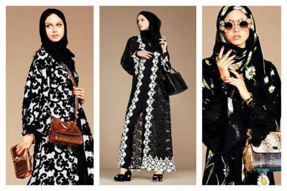 Así luce la primera colección de D&G para mujeres musulmanas