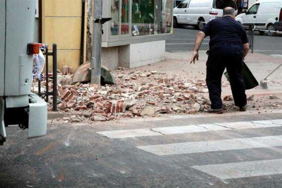 Un muerto y un herido provoca terremoto en Marruecos