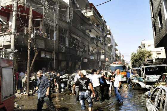 Espaldarazo a proceso político en Siria