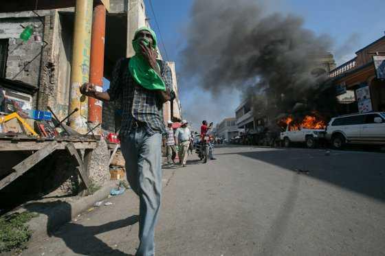 ¿'Golpe de Estado electoral' en Haití?