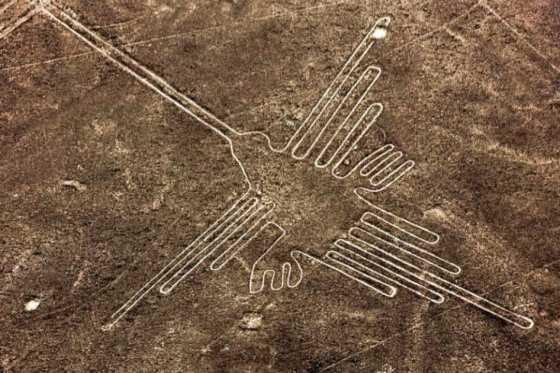La NASA dará imágenes e información a Perú sobre milenarias líneas de Nasca