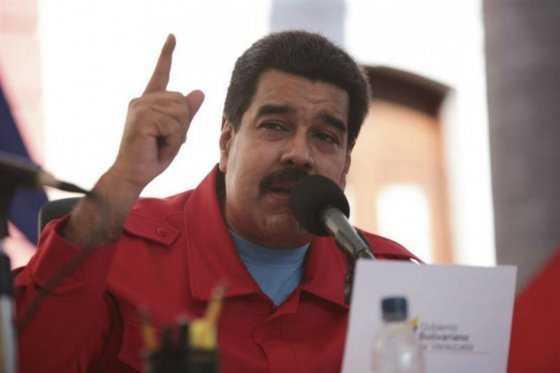 Maduro dice que EE.UU. no tiene que «meterse» en instalación del Parlamento