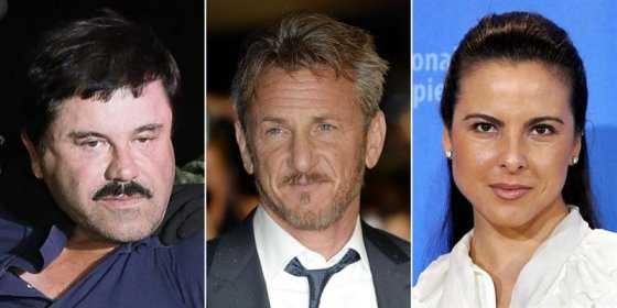 Entrevista de Sean Penn a 'El Chapo' ayudó a dar con su paradero