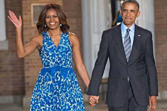 Obama garantiza que su esposa no será candidata a la Presidencia