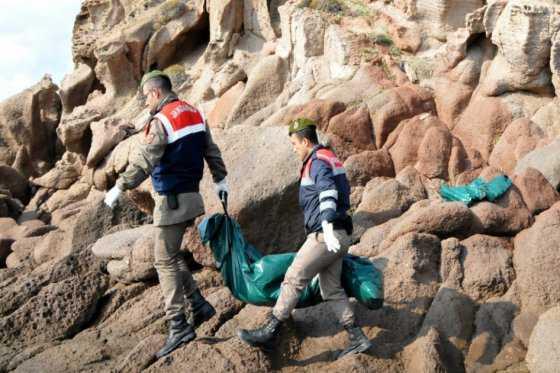 Al menos 37 migrantes se ahogaron en naufragio frente a las costas de Turquía