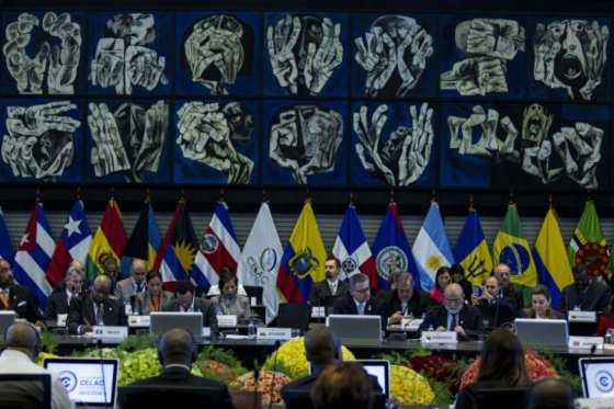 Cumbre de Celac comienza centrada en la erradicación de la pobreza extrema