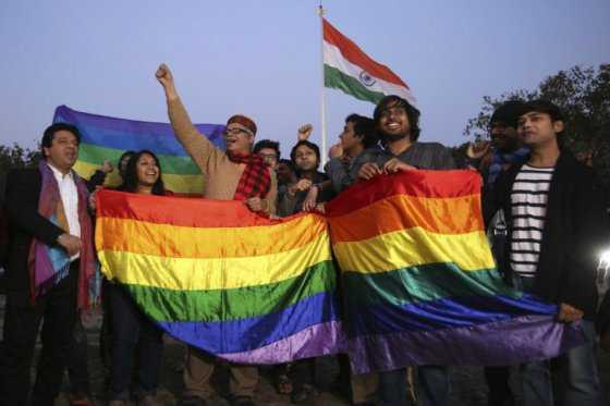 La Corte Suprema india analiza despenalizar la homosexualidad