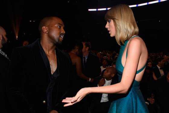 Kanye West se defiende y asegura que a Taylor Swift le falta sentido del humor