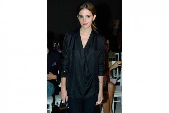 Emma Watson deja el cine por el feminismo