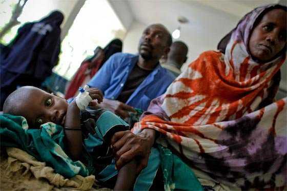 Situación humanitaria en Somalia es «alarmante», según la ONU