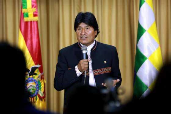 Evo Morales pide al Congreso que lo investigue por denuncias de tráfico de influencias