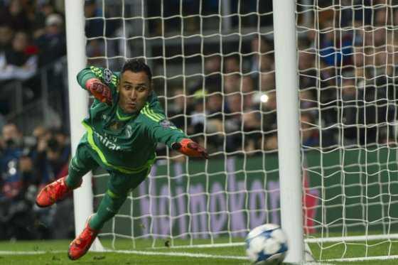 En Real Madrid no se pueden bajar los brazos: Keylor Navas
