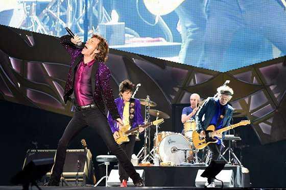 Rolling Stones tocará por primera vez en Cuba el 25 de marzo
