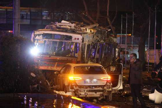 Sube a 37 el balance de muertos del atentado de Ankara