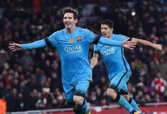 Barcelona prepara partido de vuelta por octavos de Champions contra Arsenal