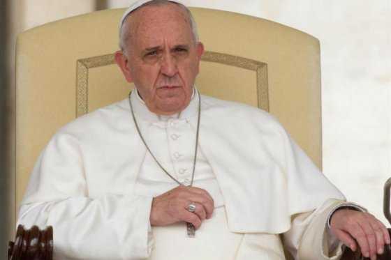 'Iglesia no quiere dinero sucio de la explotación laboral': papa