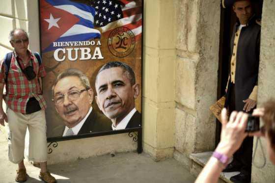Obama, el presidente que volvió popular a EE.UU. en Cuba