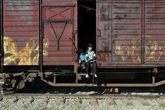 ONU, en busca de países de acogida para medio millón de refugiados sirios