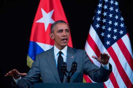 Obama a Castro: No debe tener miedo a voces diferentes del pueblo cubano