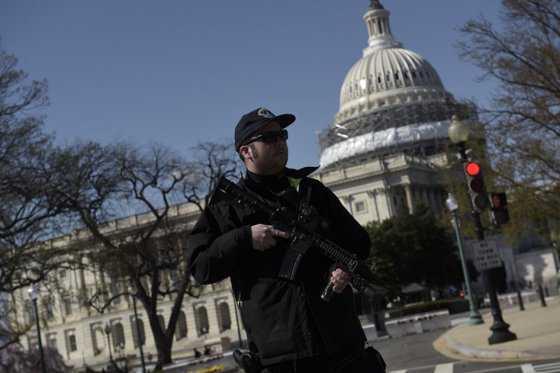Evacuan el Capitolio de EE.UU. por segundo día consecutivo