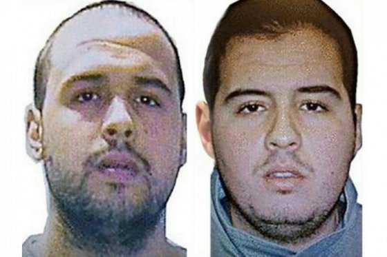 Más detalles sobre tres de los cuatro autores de atentados en Bruselas