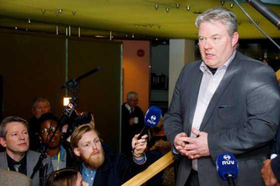 Ministro de Agricultura asume como jefe de gobierno de Islandia