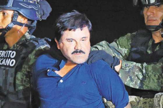 """El """"Chapo"""", lejos de la extradición"""