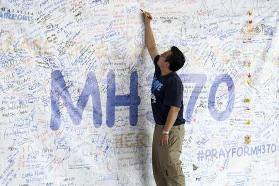 Posible fragmento del MH370 en una isla del océano Índico