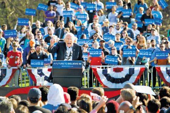 Elecciones en Estados Unidos: a puño limpio en Nueva York