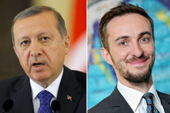 Bromear sobre el presidente turco es arriesgarse a ir a la cárcel
