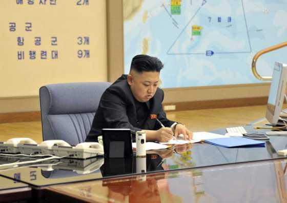 Corea del Norte dispara nuevo misil e interfiere en sistemas GPS del Sur