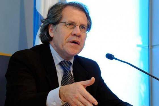 Secretario de la OEA pide tomar conciencia por presos políticos en Venezuela