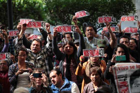 Sombras del caso Iguala