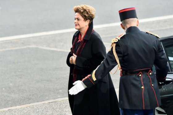Rousseff tendrá una prueba de fuego esta semana para mantenerse en el poder