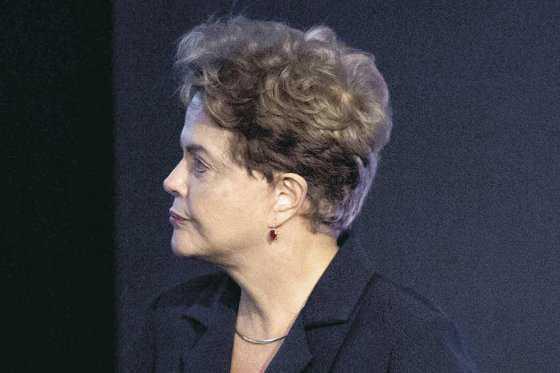 Rousseff acusa al vicepresidente de Brasil de «traición»