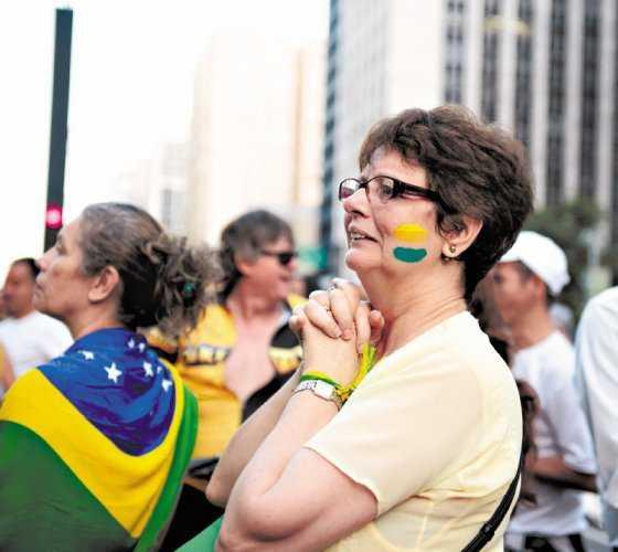 La anémica economía brasileña que deja Dilma