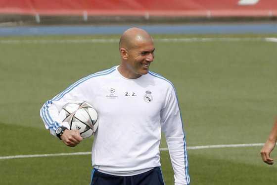 Un aprendiz llamado Zinedine Zidane