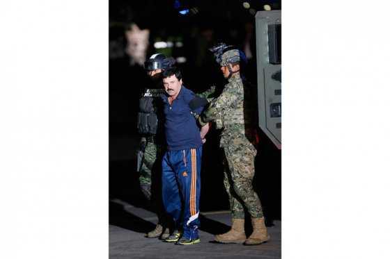 Estados Unidos espera que «El Chapo» sea extraditado a finales de año