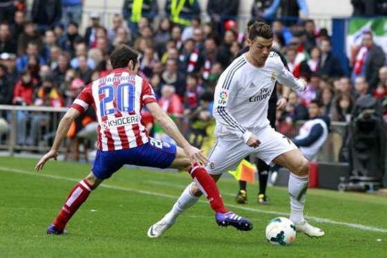 Los cambios del Real Madrid y el Atlético, de Lisboa a Milán