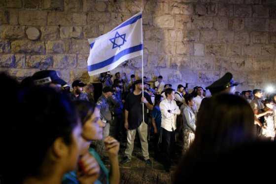 Israel celebra el 68 aniversario de su declaración de independencia