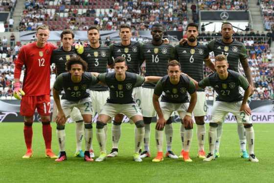 Alemania dio a conocer la lista de 23 para la Euro 2016