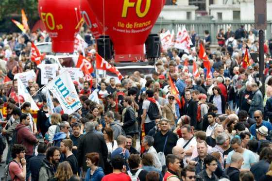 Hoy votarán la polémica ley laboral en Francia en medio de fuertes protestas