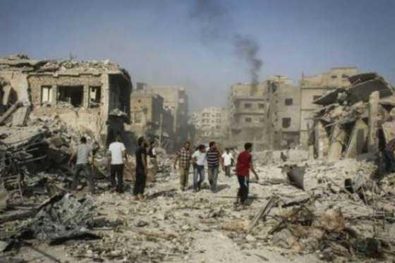 ¿Cuánto cuesta la reconstrucción de Siria?